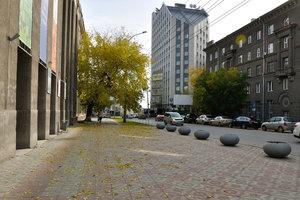 Советская улица. Новосибирск.