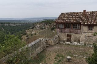 Усадьба Фирковича в Чуфут-Кале