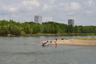 Летний отдых в Новосибирске