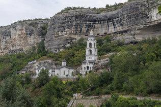 Свято-Успенский мужской пещерный монастырь вблизи Бахчисарая