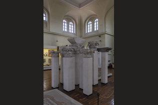 Византийская экспозиция Херсонеса
