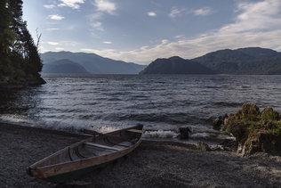 Живописные виды Телецкого озера