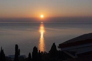 Рассвет в Крыму