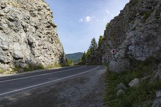 Горный перевал Чике-Таман