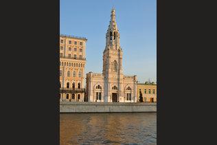 Колокольня Храма Софии Премудрости Божией