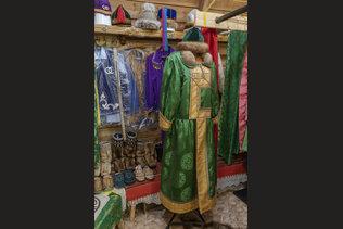 Национальные алтайские наряды