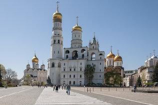 Кремлёвская колокольня Ивана Великого