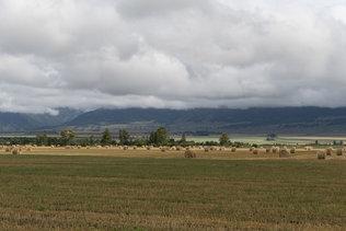 В Уймонской долине