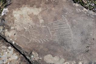 Рисунки жителей древнего мира