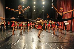 Новосибирск на Art & Dance Trophy