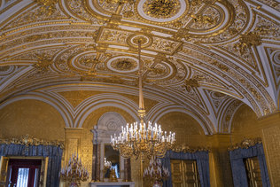 Золотые залы Эрмитажа