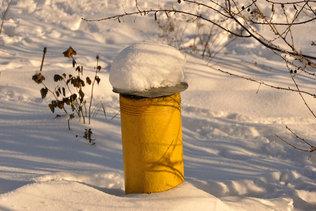 Снежная шапка