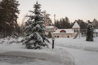Зимний отдых в январе
