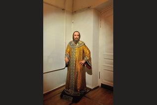 Иван Грозный в музее восковых фигур