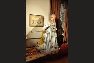 Екатерина Вторая в музее восковых фигур