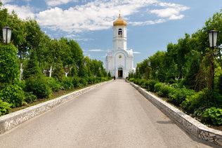 Храм во имя Святого Благоверного князя Александра-Невского