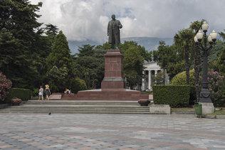Ленин в Ялте