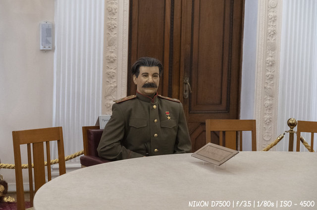 Товарищ Сталин в Ливадийском дворце