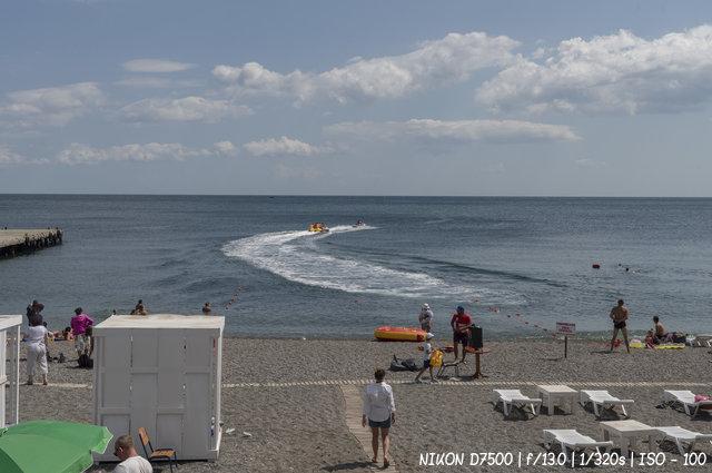 Лето, отпуск и море
