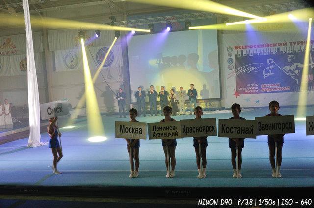 12 турнир по спортивной гимнастике на призы олимпийского чемпиона Евгения Подгорного
