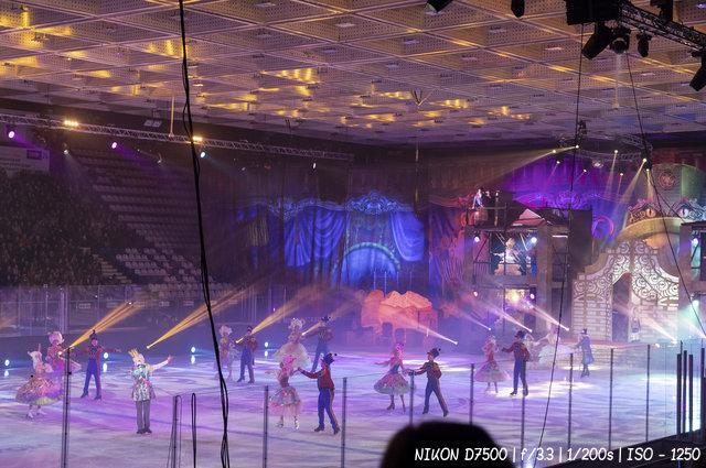 """Щелкунчик и Мышиный король в ледовом дворце спорта """"Сибирь"""""""
