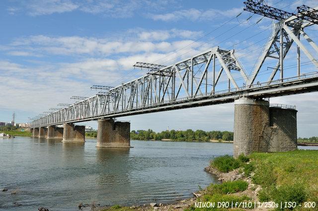 Первый новосибирский мост