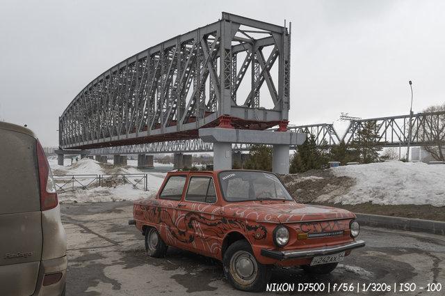 """Весна в парке """"Городское начало"""""""