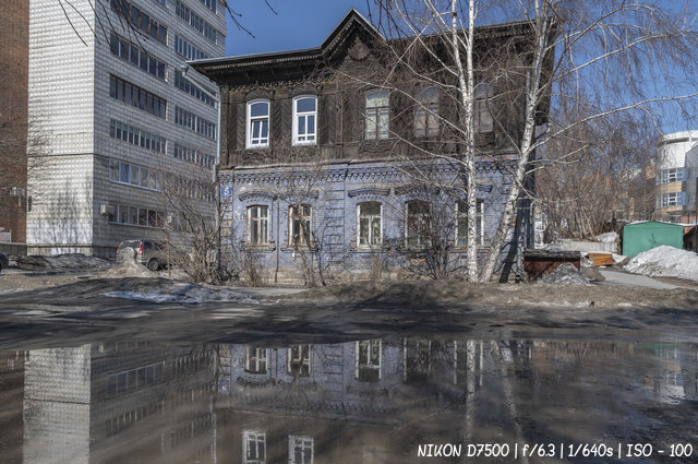 Доходный дом на улице Колыванской