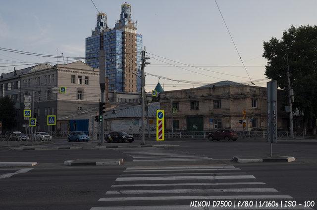 Новосибирск - город контрастов