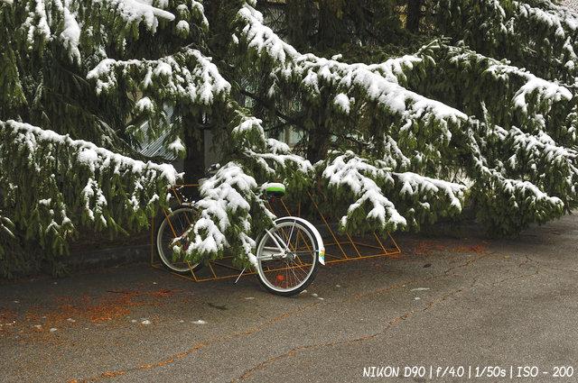 Последний велосипед