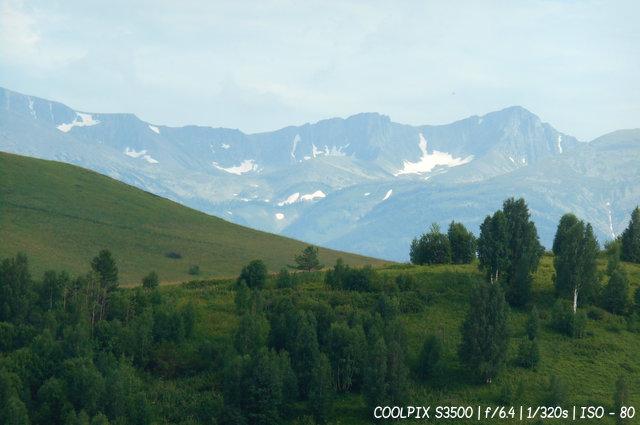 Горы Восточного Казахстана