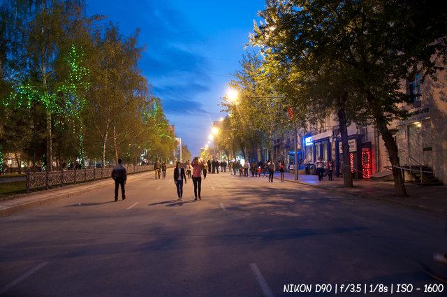 Майская ночь на Красном Проспекте